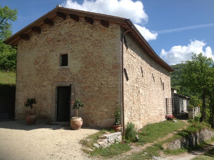 san flaviano retreat venue italy