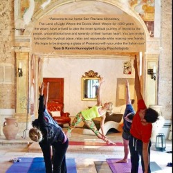 affordable yoga retreat Europe